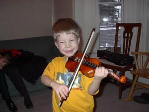 Suzuki violin studio Manhcester NH