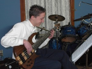 Suzuki Violin Studio NH musiclessonsnh.com Bass student