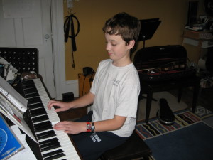 Chris Cavanaugh piano lessons