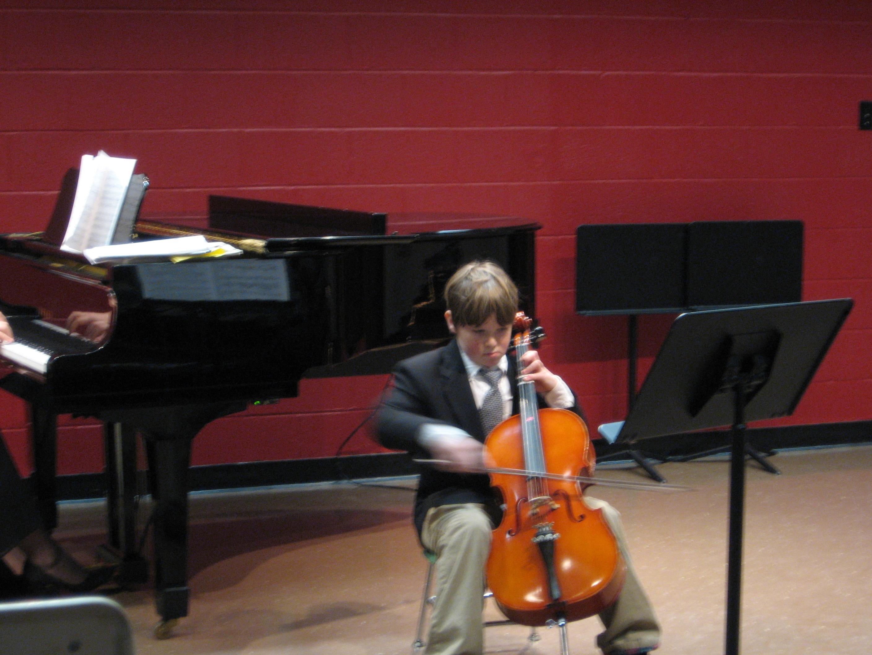 Bro Suzuki Violin Studio Cello NH