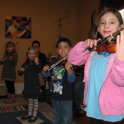 2012 Twinkle Group violin