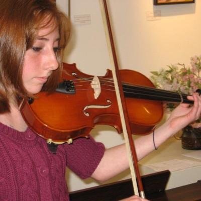 holly viola bk 5 Suzuki Violn Studio NH Chris Cavanaugh